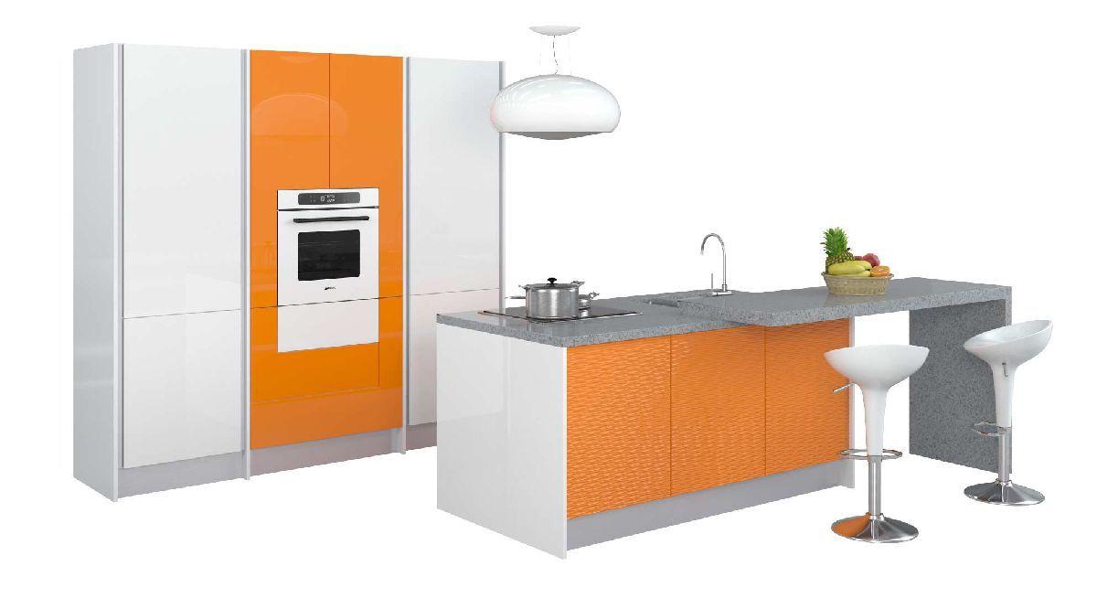 Jazz Plus 4 Оранжевый