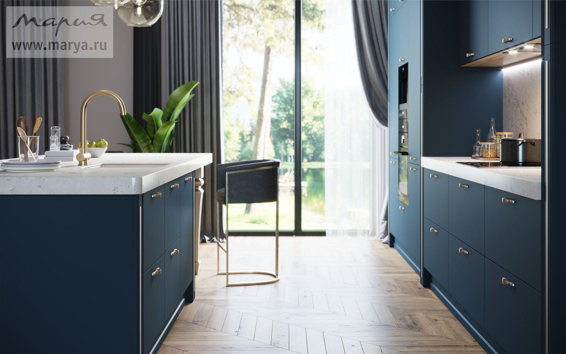 Модель Allure – новая кухня с французским шиком