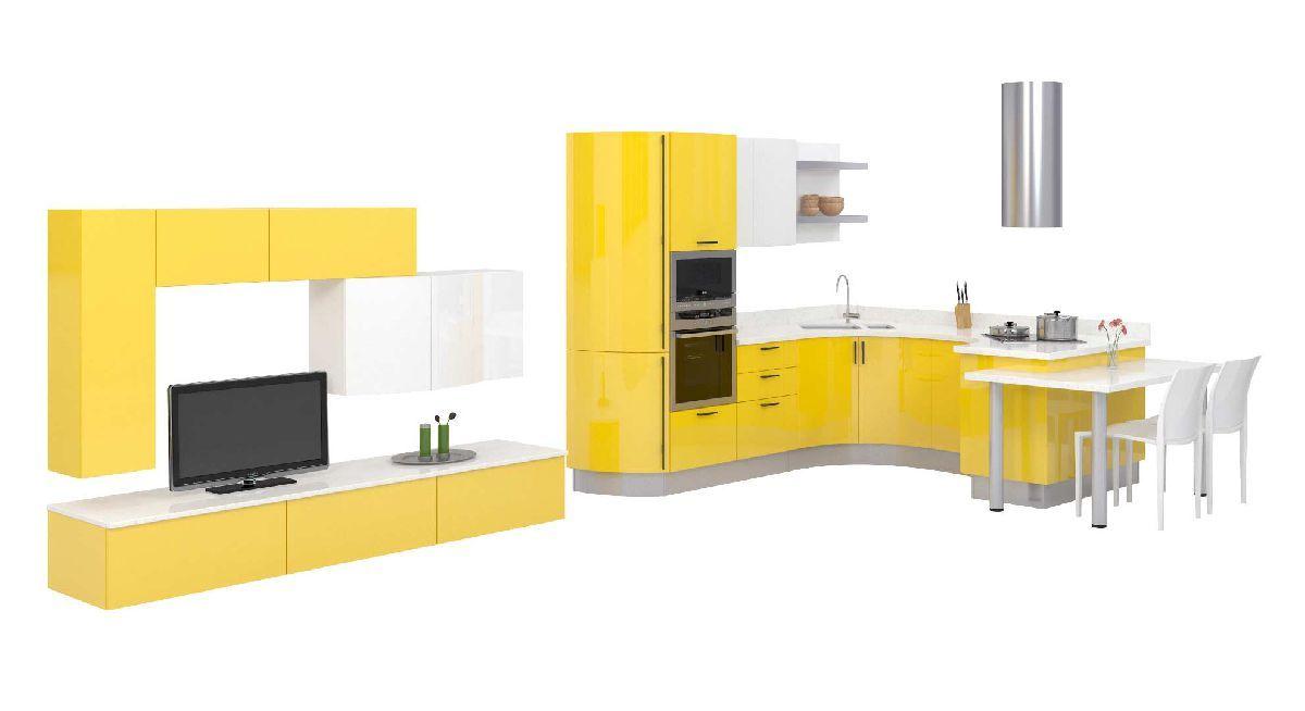 Jazz 5 Желтый