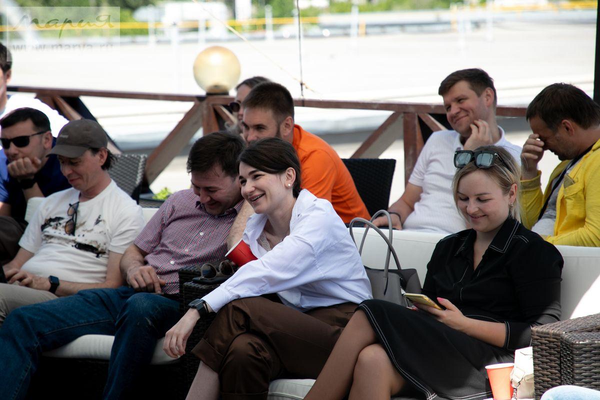 Предприниматели из разных городов России приехали на фабрику «Мария» за формулой успеха