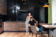 Проект «Внутренняя красота»: кухня Mix 22 в стиле лофт