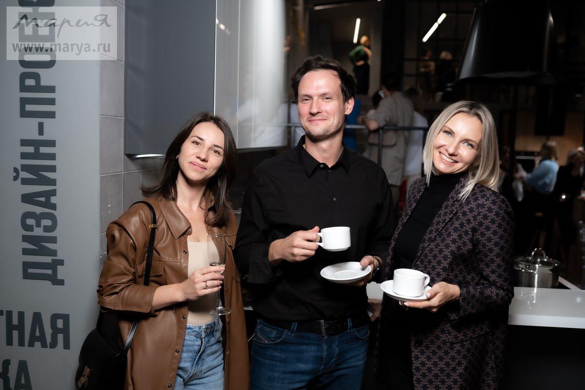 В центре Москвы открылась новая студия «Мария»