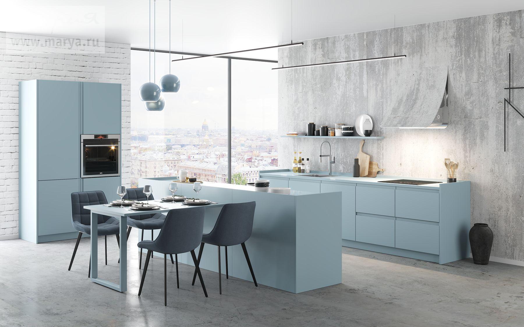 Кухня Integrato