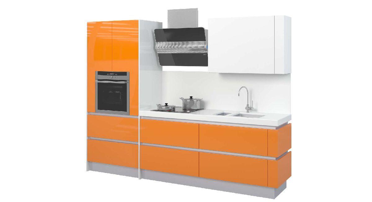 Jazz Plus 3 Оранжевый