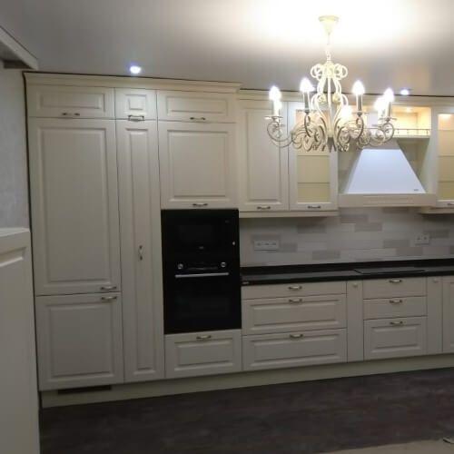Дизайн большой кухни в г. Магнитогорск