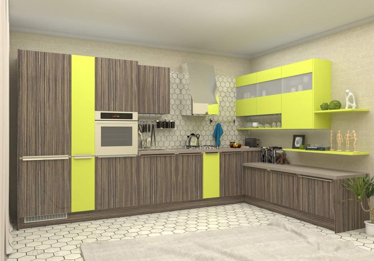 Функциональные кухни в г. Домодедово