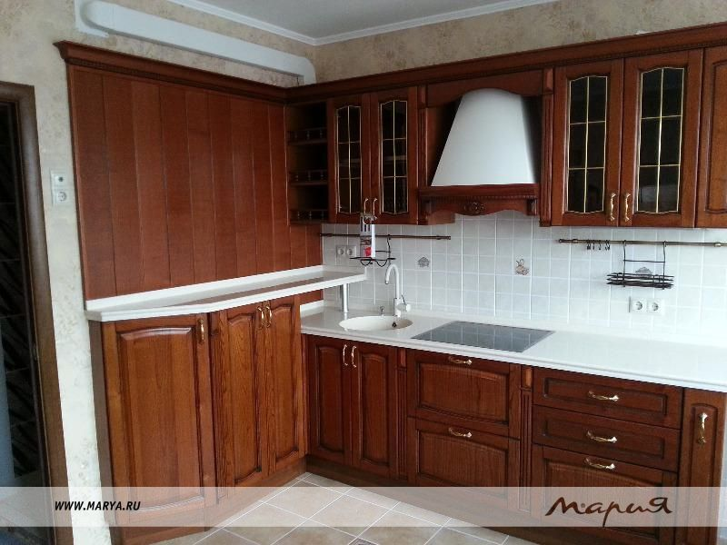 Кухня менее метра