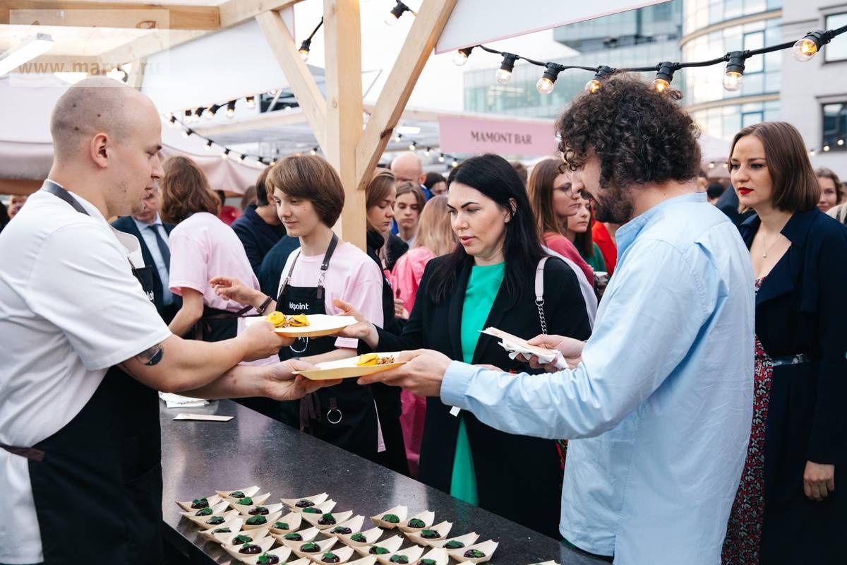 «Мария» приняла участие в Eat Film Festival