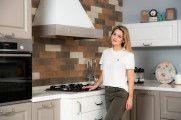 Сама нежность: кухня Nicolle в пастельных тонах для актрисы Анны Михайловской