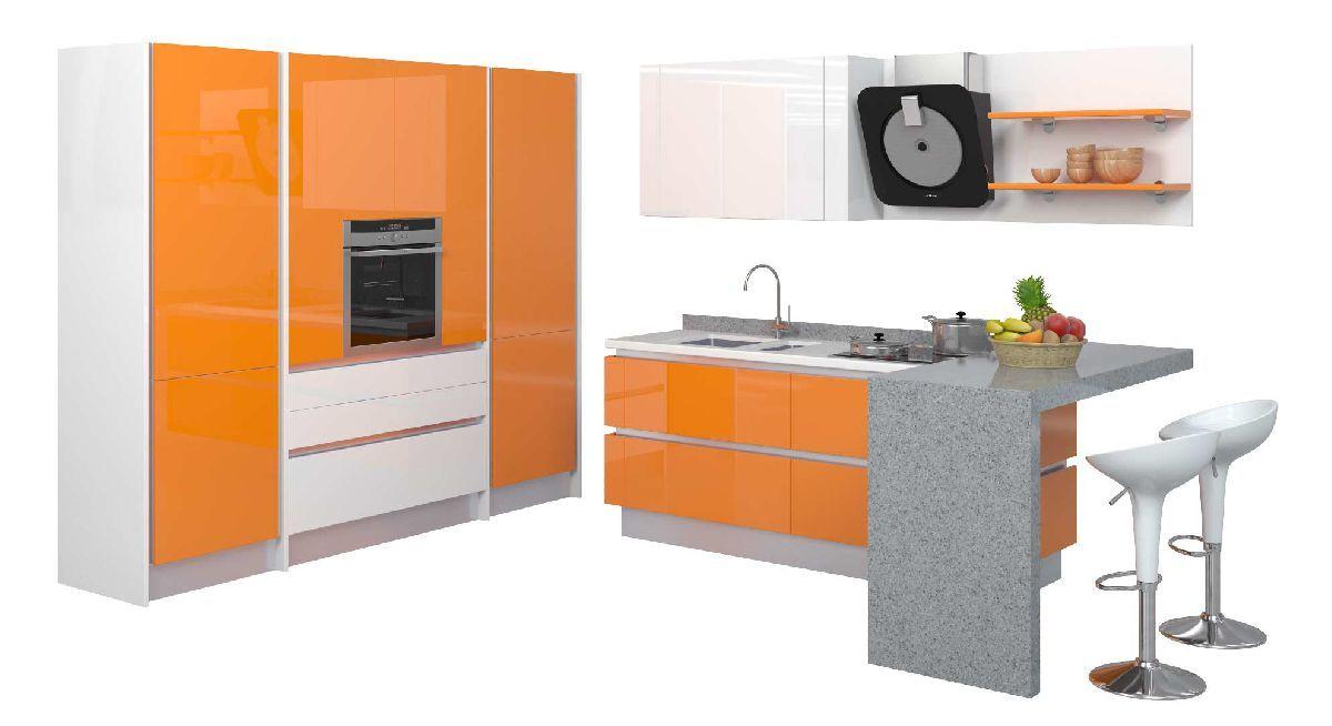 Jazz Plus 1 Оранжевый