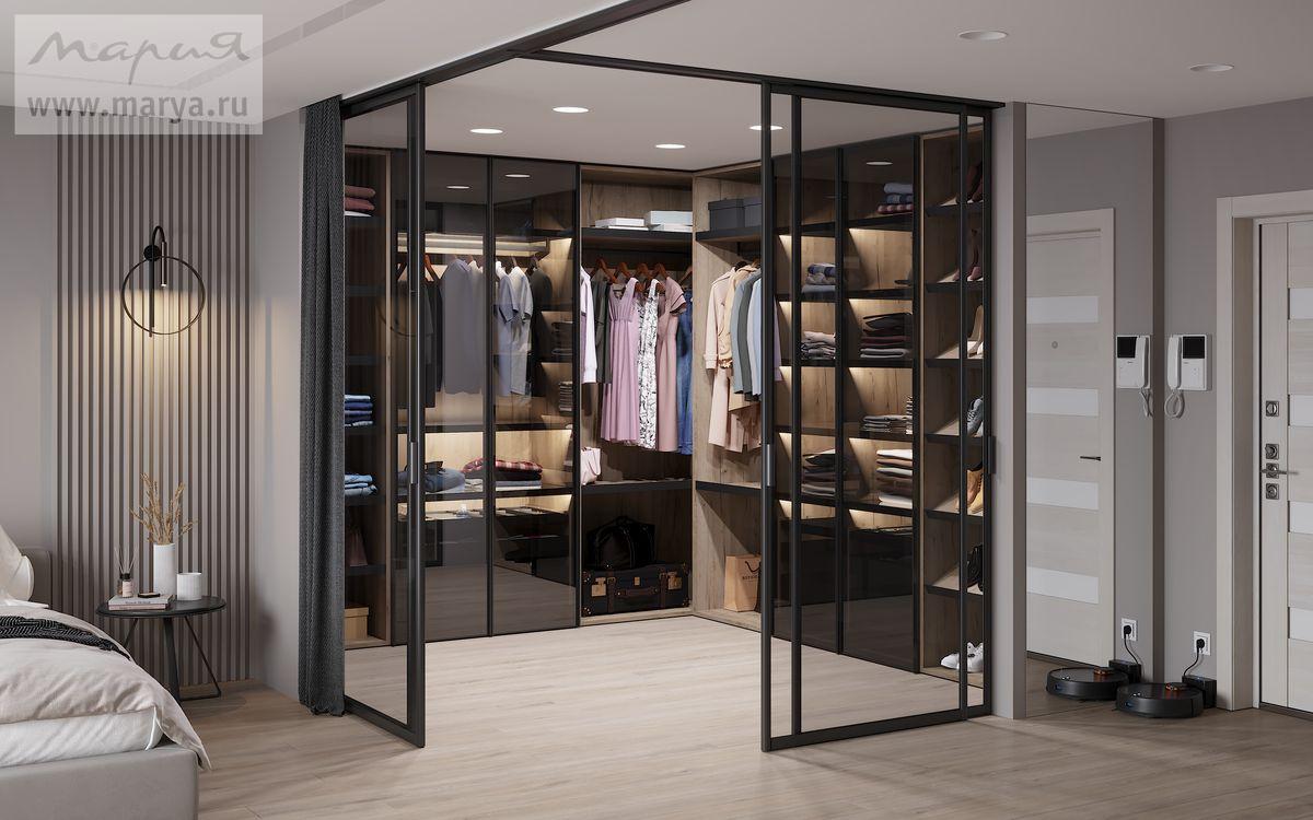 Как на ладони: новая модель шкафа Mixal
