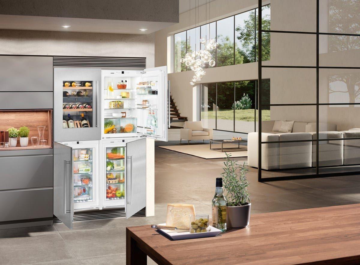Холодильник по вашим меркам