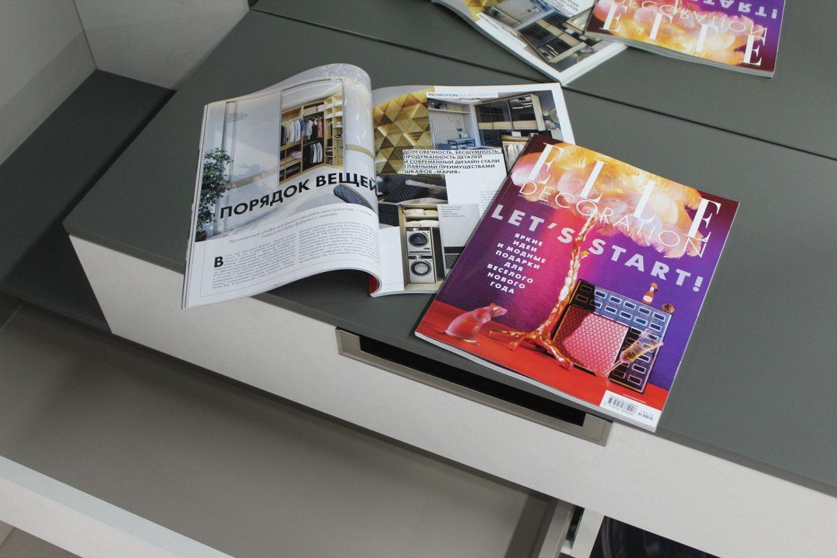 Журнал Elle Decoration: пять идей для дизайна вашей квартиры