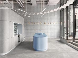 Фабрика «Мария» создала кухню #MyKitchen по проекту Гарри Нуриева